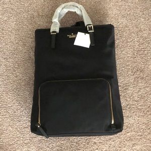 Kate space briefcase / backpack